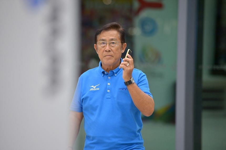 Loh Chan Pew, who is a vice-president of Singapore Athletics, has helped nurture some of Singapore's best track and field athletes, many among them former national record holders. He has claimed trial but sought an adjournment in order to engage a la