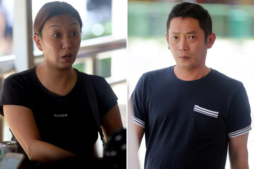 Pang Pei Pei and Tan Sung Meng were each charged yesterday with one count of committing a rash act by throwing bowls, tables and chairs in the porridge restaurant last Saturday. After the incident at Heng Long Teochew Porridge restaurant last Saturda