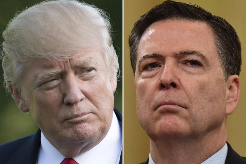 The White House had earlier floated the idea that President Donald Trump could invoke executive privilege to protect the confidentiality of presidential discussions and stop ousted FBI director James Comey from testifying, but some aides were wary th