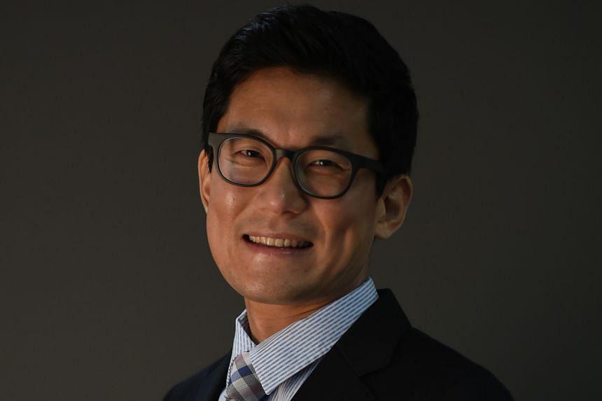 Associate Professor Matthew Chang