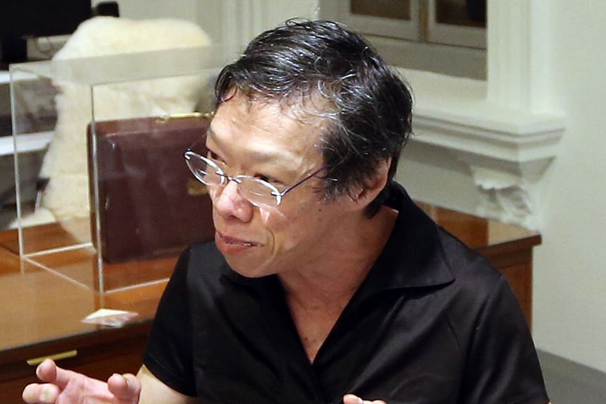 Dr Lee Wei Ling and her brother Lee Hsien Yang are executors of their father's estate.