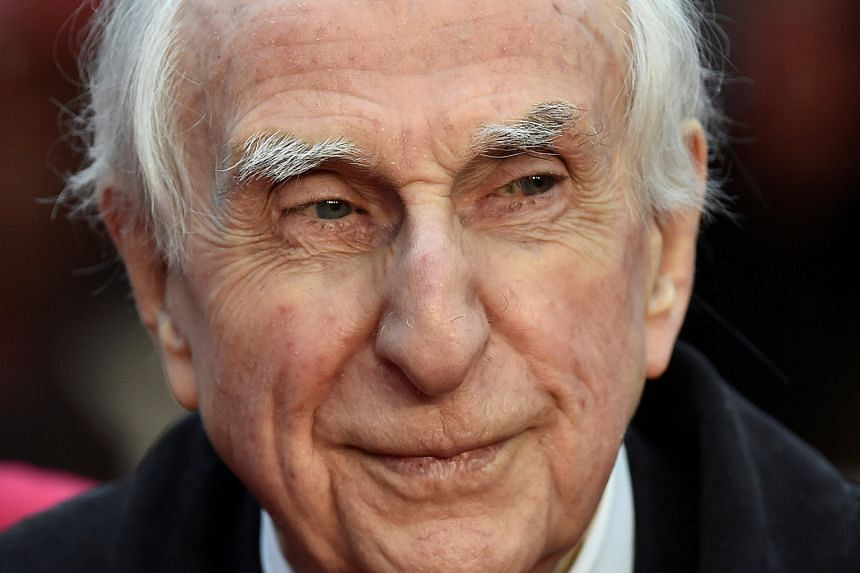 Mr Michael Bond said a teddy bear he spotted in his flat was the inspiration for Paddington.