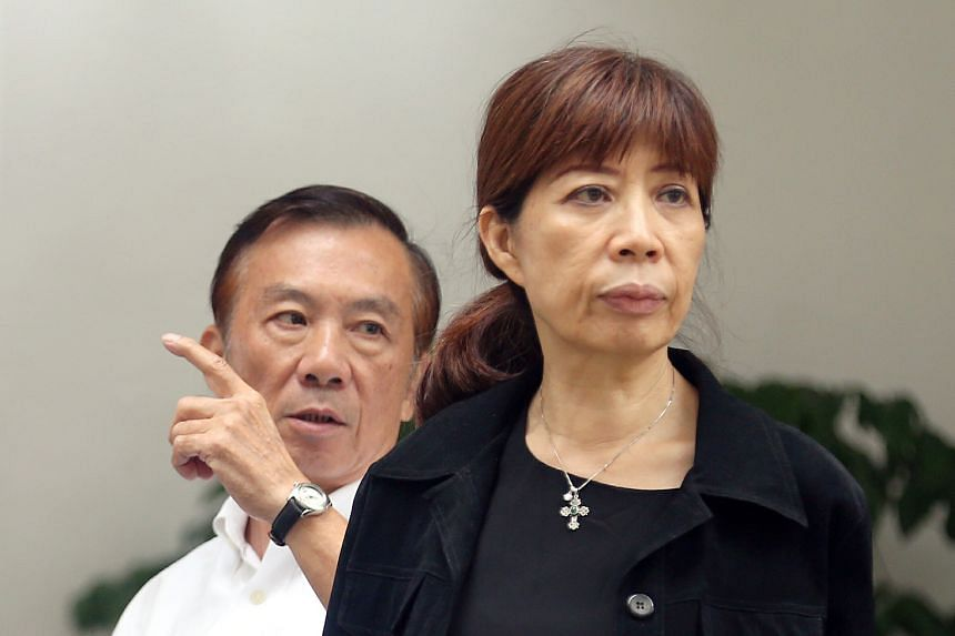 Judy Teo is said to have passed on confidential information obtained from her brother, Henry Teo, which helped two Chinese transport firms win contracts with Seagate Technology International. Henry Teo was then the Seagate senior director of logistic