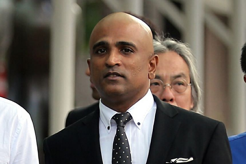 Lawyer M. Ravi is understood to have lost his job earlier last month and was told to vacate the premises by June 16. He was arrested on Thursday.
