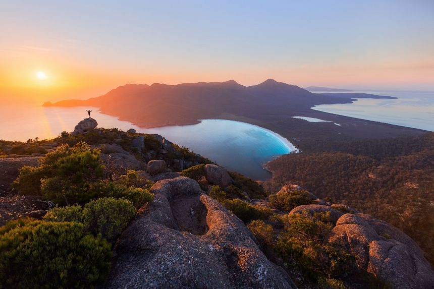Australia is home to spectacular landscapes and natural wonders, beautiful beaches, diverse wildlife, incredible cities with friendly locals, and some of the best cuisine you can dig into. PHOTO: DANIEL TRAN