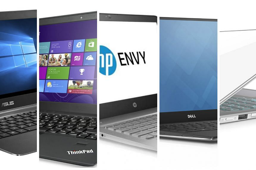 ST Digital Awards: Nominees for the best ultrabook.