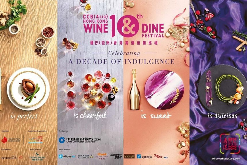 The 10th Edition of the Hong Kong Wine & Dine Festival promises to be the festival's biggest and best iteration yet. PHOTO: HONG KONG TOURISM BOARD