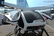 Huge Two Seater Drone Aims To Reinvent The Helicopter