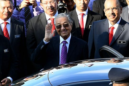 Malaysia PM Mahathir's Cabinet Who are the ministers