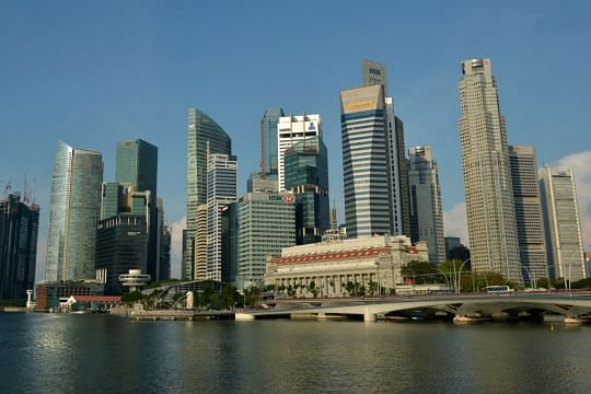 Singapore economy grew 4 4 in Q1 full year growth forecast at 2 5 3 5