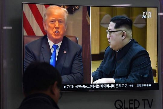 North Korea says open to resolving issues with US after Trump scraps summit KCNA