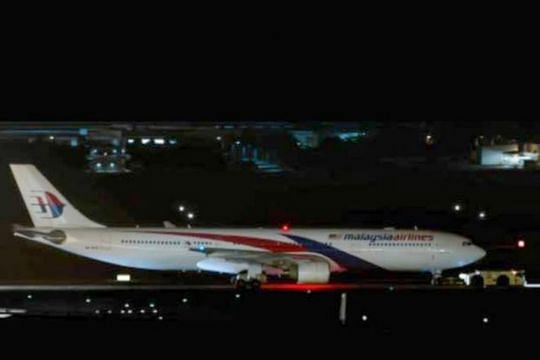 Malaysia Airlines flight forced to turn back to Brisbane on technical problem