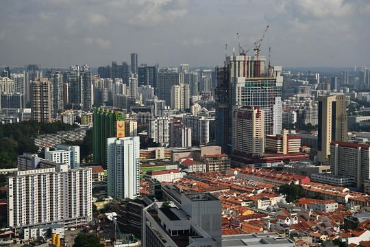 Singapore property market facing 'many challenges' Redas president