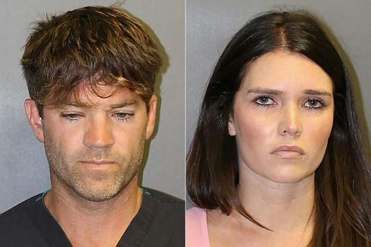 US surgeon, girlfriend charged with rape, 'hundreds' of victims possible