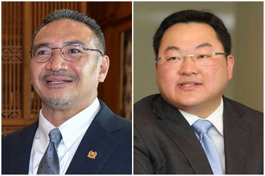 Malaysian ex defence minister Hishammuddin offers to help bring Jho Low back