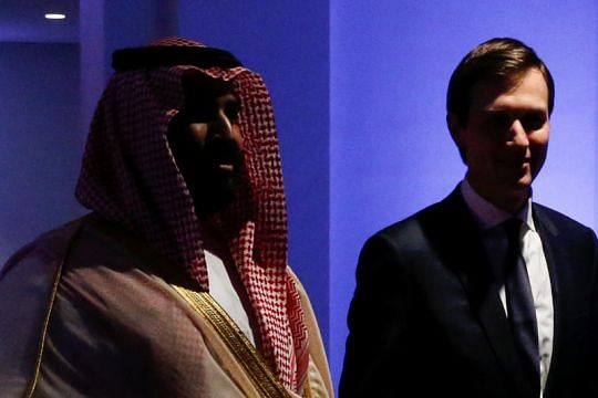 'The world is watching', Kushner tells Saudi crown prince on Khashoggi
