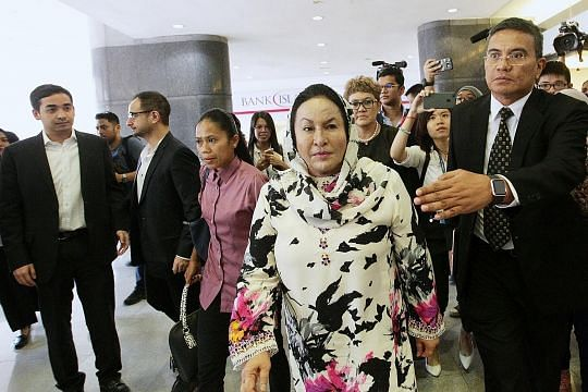 Rosmah may face new charges over 413m school solar project