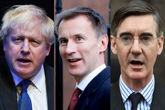Who wants to be Britain's next prime minister
