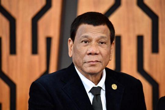 After 'nap gate' at Asean summit, Duterte skips Apec summit dinner