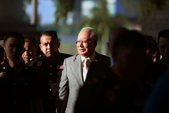 Najib meets graft investigators again, Sarawak electricity project believed to be under probe