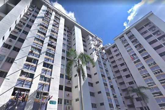 Man, 64, arrested after woman, 35, found murdered in Bedok South Road flat
