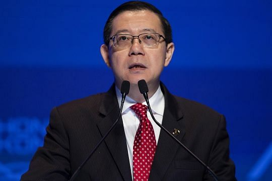 Malaysia could drop Goldman Sachs' 1MDB charges for US 7 5 billion Finance Minister Lim Guan Eng
