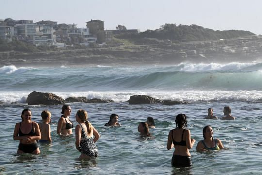 Record breaking heatwave forces Australia to adapt