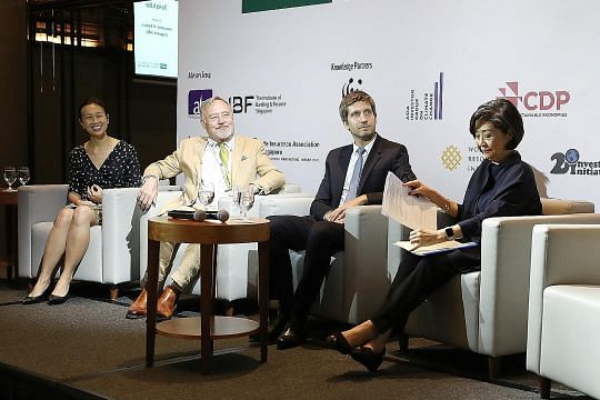 Helping financial sector to be more sustainable