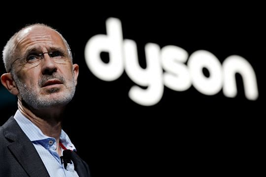 British manufacturer Dyson to relocate corporate headquarters to Singapore