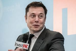 Co-founder of Tesla Motors Elon Musk (above) contacted Prime Minister Lee Hsien Loong over the case of a Tesla sedan that was taxed with a carbon surcharge in Singapore.