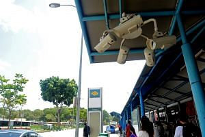 Singapore law enforcement agencies will use data from public transport video cameras and the ERP system to track travel patterns of suspicious individuals.