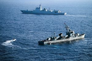 "Chinese state media has warned the Group of Seven nations not to ""meddle"" in South China Sea disputes."