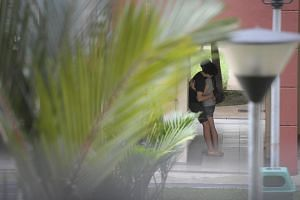 An increasing number of teenagers are becoming sexually active, thinking that it is normal for them to have sex, social workers say. -- PHOTO: ST FILE