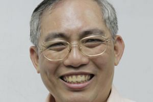 Mr Goh Meng Seng said the People's Power Party will champion greater separation of powers, with a more active role for the President. -- PHOTO: ST FILE