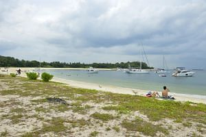 The beaches of St John's and Lazarus islands are ideal for picnics, barbecues or simply just lazing the day away.