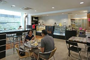 Mary's Kafe, an eatery at 1 Queen Street, is one of the bottom five curry puffs rated.