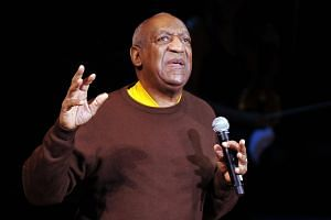 Comedian Bill Cosby performs onstage during A Celebration of Paul Newman's Hole in the Wall Camps at Avery Fisher Hall in New York City.