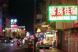 Red light districts in Dongguan are dotted with hotels, nightclubs and massage parlours. But many of these have suffered drastic fall in business after the anti-vice campaign in Dongguan, once labelled China's