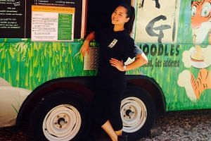To start her business, Ms Cheryl Chin used capital sourced from a crowdfunding campaign and her own savings. She plans to expand her business by getting a second food truck or opening a restaurant.