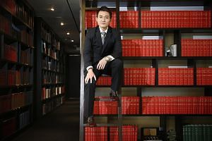 While in jail, Mr Darren Tan decided to turn his life around and study hard to realise his childhood dream of becoming a lawyer.