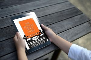 The Straits Times' latest e-book can be downloaded for free through The Straits Times Star E-books app from today.