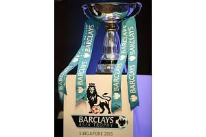 The Barclays Asia Trophy.