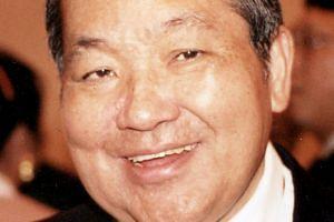 Far East Organization founder Ng Teng Fong.