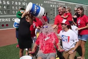 """The story of former Boston College captain Peter Frates, who inspired the """"Ice Bucket Challenge"""" phenomenon that has raised awareness for ALS."""