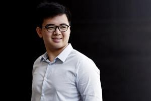 SMU student Yeo Jun Wei, 22, says trading items while playing computer game Guild Wars 2 taught him market dynamics and liquidity, and the use of analytics tools with functions such as price charting.