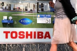 Toshiba's top executives were involved in