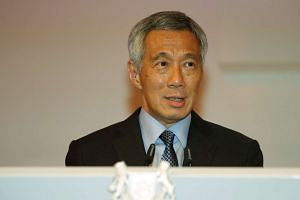 PM Lee was also asked who he saw as great leaders, and for his view of Chinese president Xi Jinping.