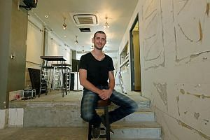 Chef Francois Mermilliod is keen on offering omakase meals at his restaurant Bar-A-Thym.