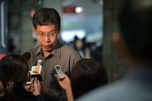 "Transport Minister Lui Tuck Yew said he was disappointed that his current constituency - Moulmein-Kallang GRC - had been ""divided up""."