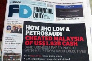 Malaysia's Home Ministry has explained the three reasons behind the suspension of The Edge Weekly and The Edge Financial Daily for three months from July 27.